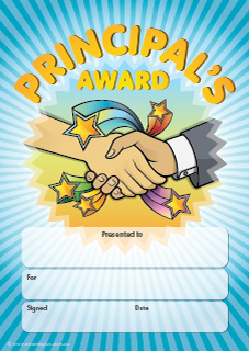 principals list certificate template - awards plus generics certificates