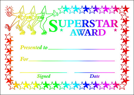 Certificates A6 Size Universal Non Personalised A6