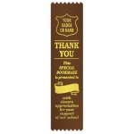 Thank You Special bookmark