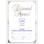 Diamond Award A4