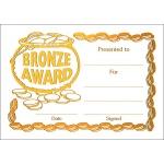 Bronze Award Generic A7