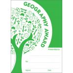 Geography Award - A6