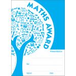 Maths Award - A6