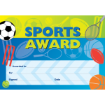 Sports  Award - Generic A6