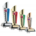 Wave Trophy Sizes