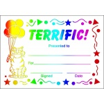 Terrific - Metallic Generic A6