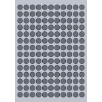 Circle Label - 15mm (154/Sheet)
