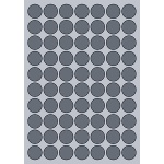 Circle Label - 25.4mm (70/Sheet)