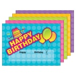 Happy Birthday - Full Colour Generic A7