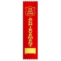 Achievement with block