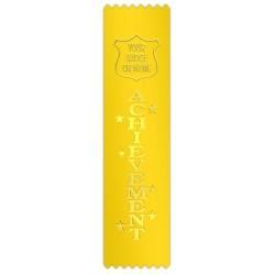 Achievement with stars