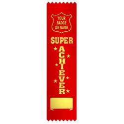 Super Achiever with block