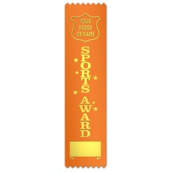 Sports Award with block