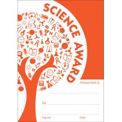 Science Award - A6