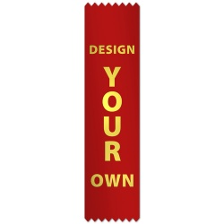 Design Your Own Ribbon