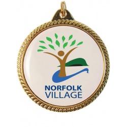 Centre Badge