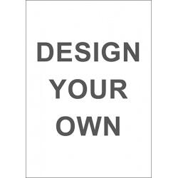 Certificate A5 (own design)