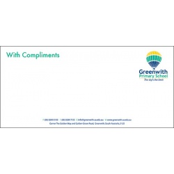 With Compliments Slip - DL