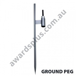 Banner Base - Ground Peg