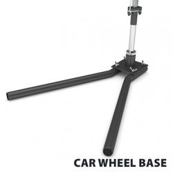 Banner Base - Car Wheel Base