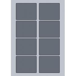 Rectangle Label - 80x65mm (8/Sheet)