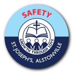 Custom Logo 35mm Sticker