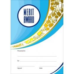 Merit Award Flare - A6