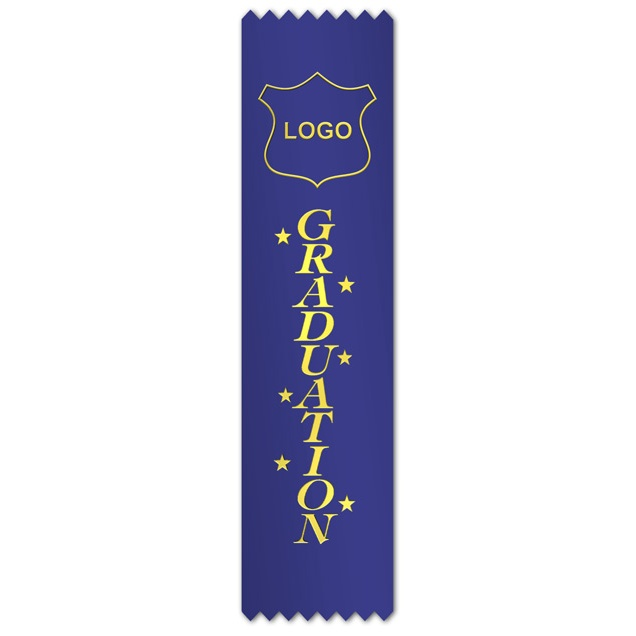Ribbons :: Standard Size :: Graduation Ribbon